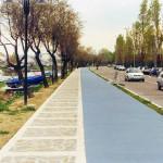pavimentazione pista ciclabile