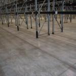 magazzino pavimento cemento lisciato
