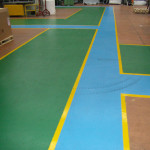 pavimento magazzino resinato