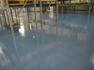 pavimenti resina per capannoni