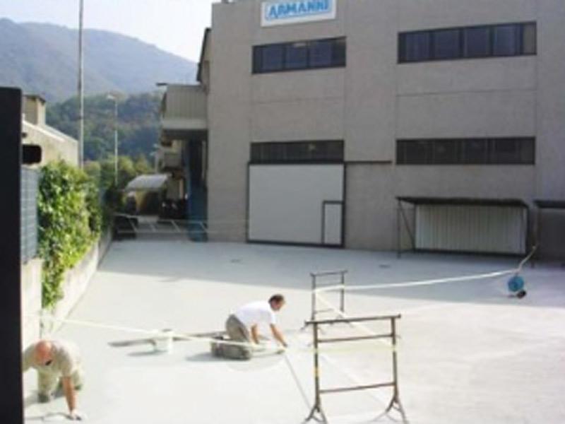 Azienda specializzata ripristino riparazione pavimenti for Progetti di garage in blocchi di calcestruzzo